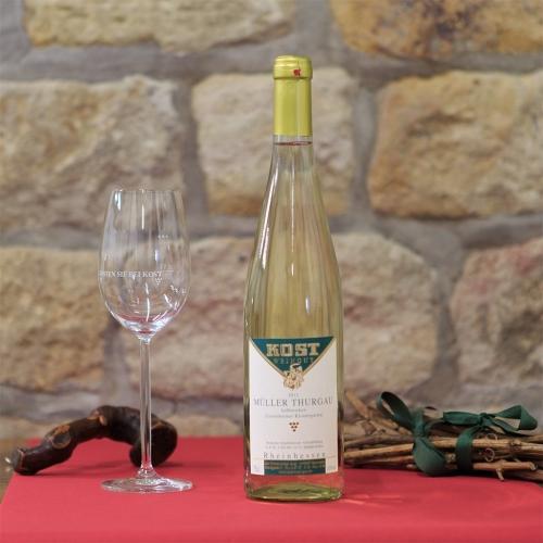 Unsere ½ trockenen Weißweine