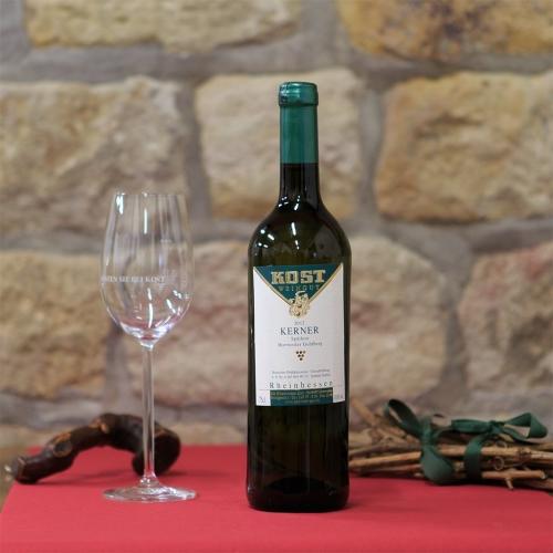 Weingut Kost Horrweiler Wein Kerner Spätlese 35_12