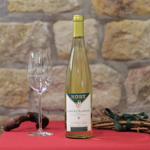 Weingut Kost Horrweiler Wein Gewürztraminer Spätlese 36_12