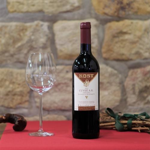 Weingut Kost Horrweiler Wein CUVÉE A.K. R5_12