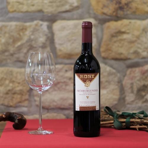 Weingut Kost Horrweiler Wein Frühburgunder Auslese trocken R81_12