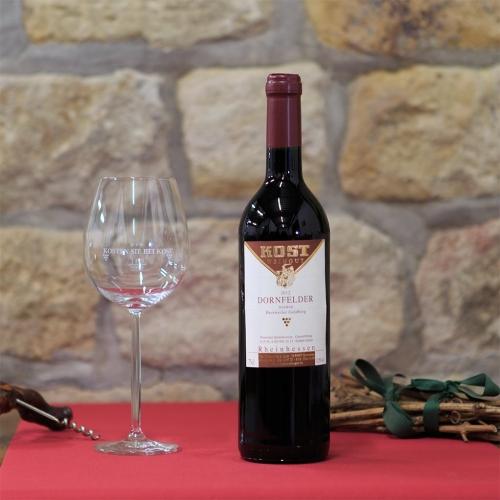 Weingut Kost Horrweiler Wein Dornfelder trocken R9_12