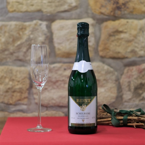 Weingut Kost Horrweiler Wein Scheurebe halbtrocken S7_11